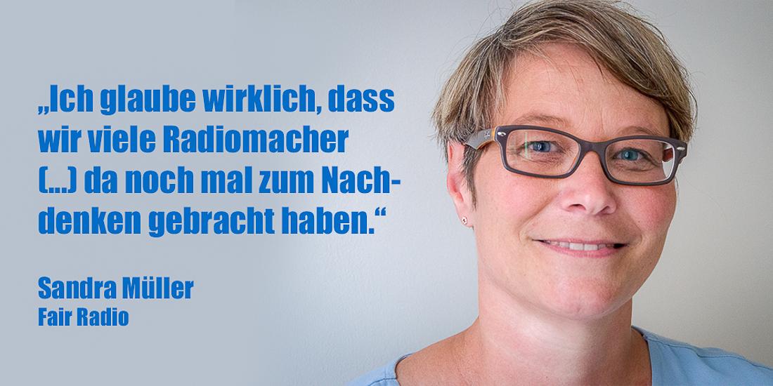 Sandra Müller | Foto: © Jörg Wagner