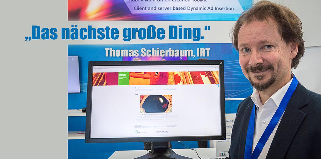 Thomas Schierbaum | Foto: © Jörg Wagner