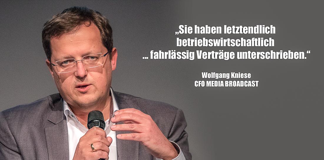 Wolfgang Kniese | Foto: © Daniel Bouhs