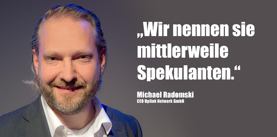 Michael Radomski | Foto: © Jörg Wagner
