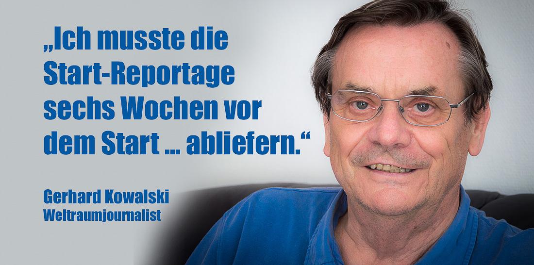 Gerhard Kowalski | Foto: © Jörg Wagner