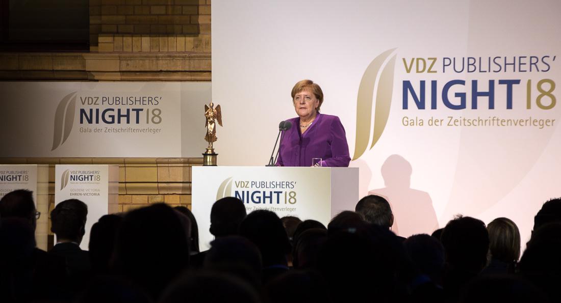 Angela Merkel | Foto: © Jörg Wagner