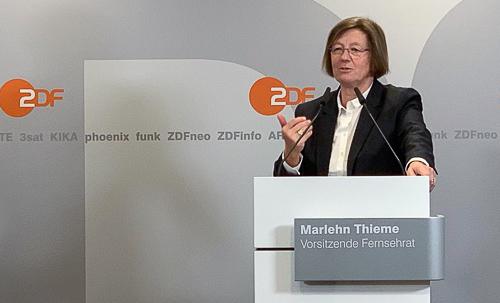 Marlehn Thieme | Foto: © Werner Lange