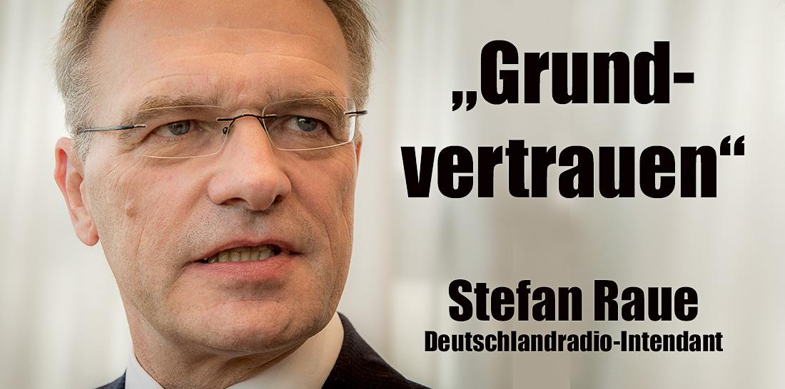 Stefan Raue | Foto: © Jörg Wagner