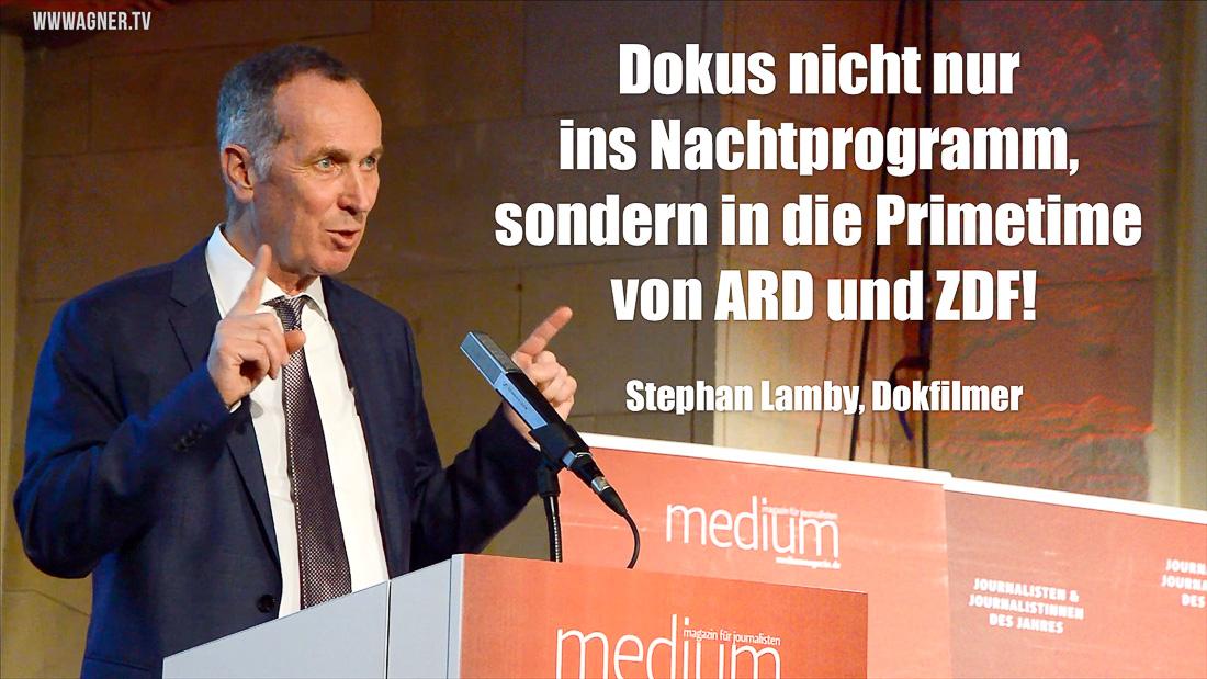 Stephan Lamby | Foto: © Jörg Wagner