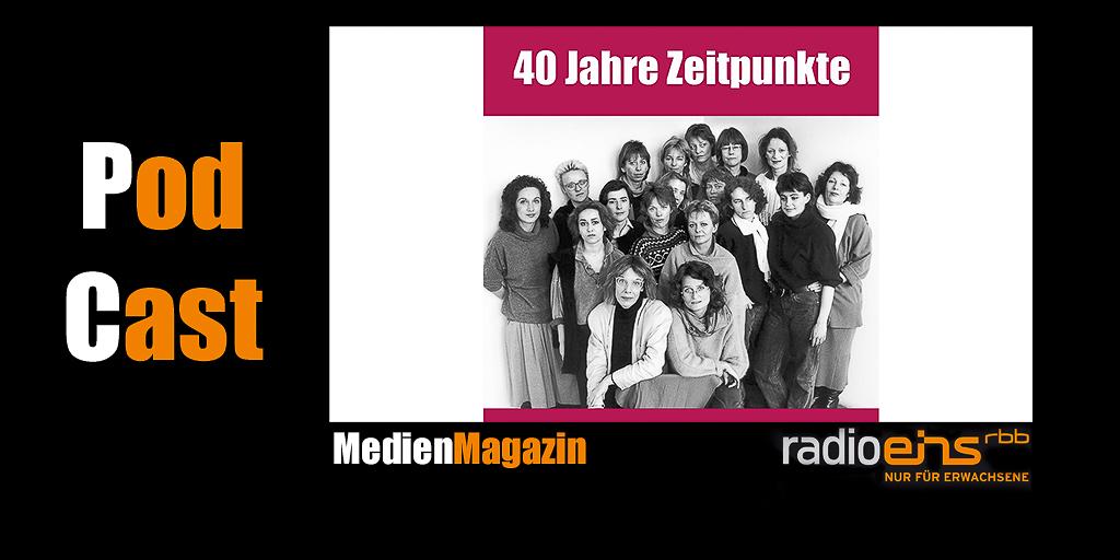 Das Zeitpunkte-Team 1989 | Foto: © SFB/rbb