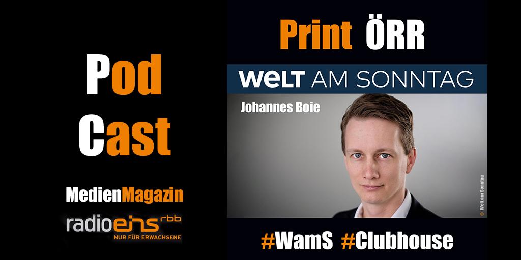 Medienmagazin Vom 23 01 2021 World Wide Wagner