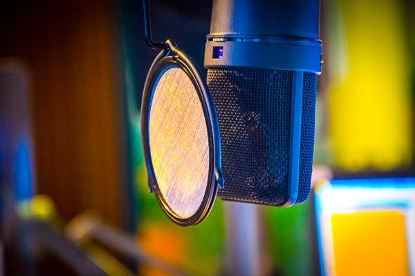 radioeins-Studio