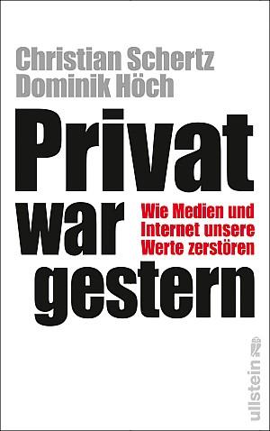 Buchcover 2011 | © Ullstein